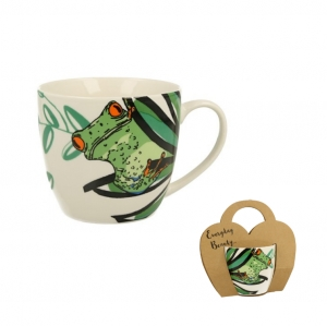 Kubek porcelanowy 460 ml FROG