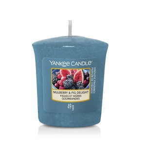 YC votive MULBERRY & FIG DELIGHT